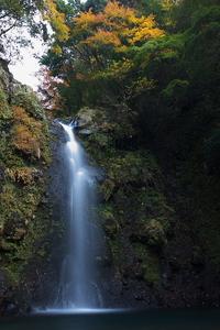 Canon EOS 5D MarkII & EF17-40mm F4L USM 大棚の滝(2009.11.28)