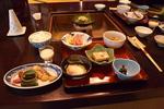 松宝苑 朝食(2009.09.18)