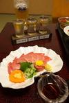 二人静 白雲 夕食(2009.09.18)