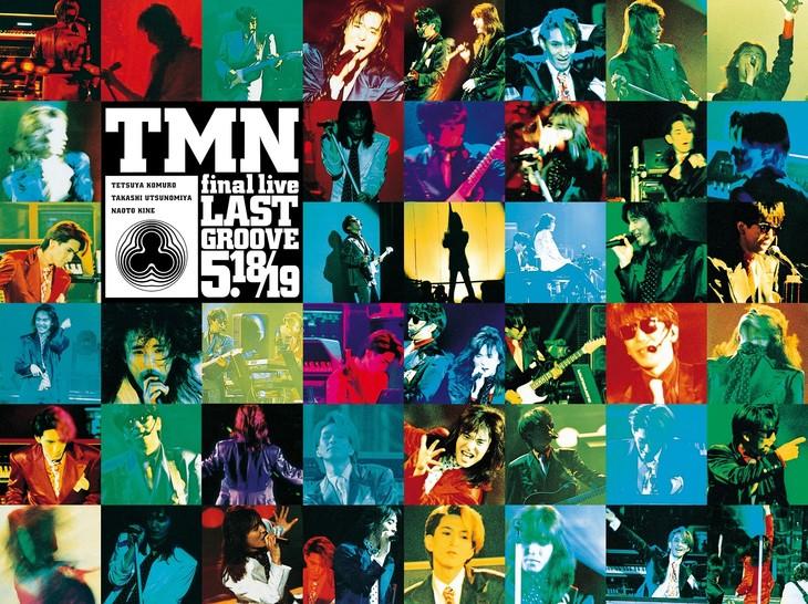 TMネットワーク35周年 ラスグル上映会