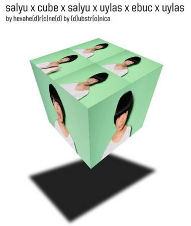 salyu x cube x salyu x uylas x ebuc x uylas :: hexahe(d)r(o)ne(d) by (d)ubstr(o)nica