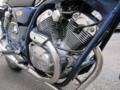 SRV-250の美しいエンジン