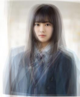 欅坂46 2期生の平均顔