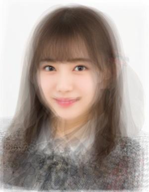 AKB48チームAの平均顔