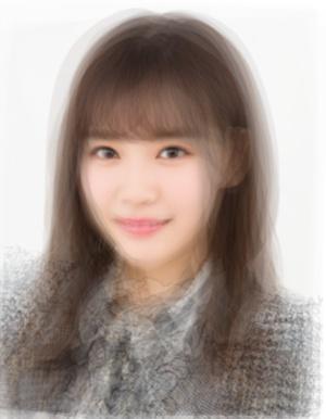 AKB48チームKの平均顔