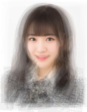 AKB48チーム4の平均顔