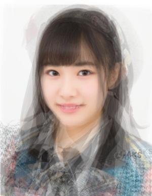 AKB48チーム8中部エリアの平均顔