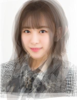AKB48チーム8関西エリアの平均顔