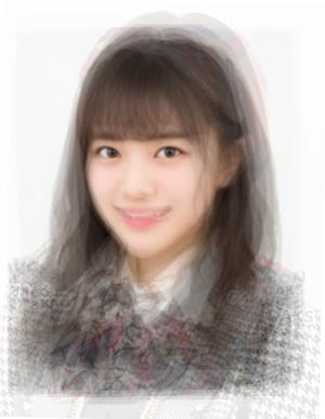 AKB48チーム8中国・四国エリアの平均顔