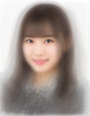 AKB48の平均顔