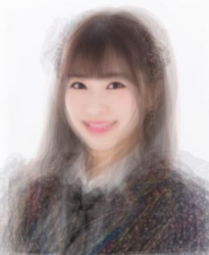 NMB48チームMの平均顔