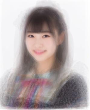 NMB48研究生の平均顔