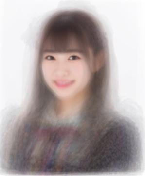 NMB48の平均顔
