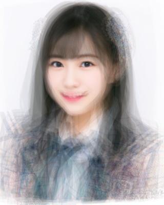 HKT48チームKⅣの平均顔