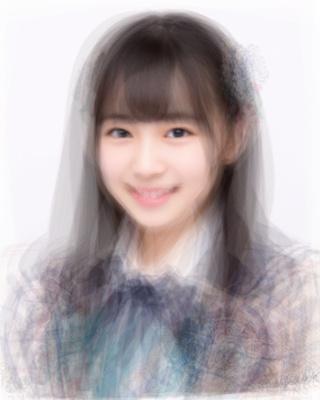 HKT48研究生の平均顔