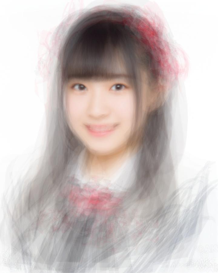 NGT48研究生の平均顔