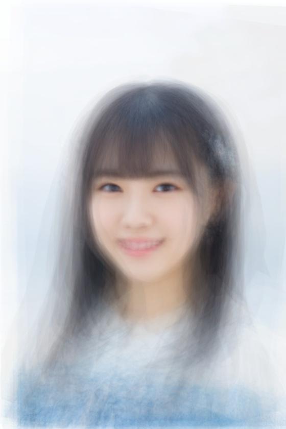 STU48の平均顔