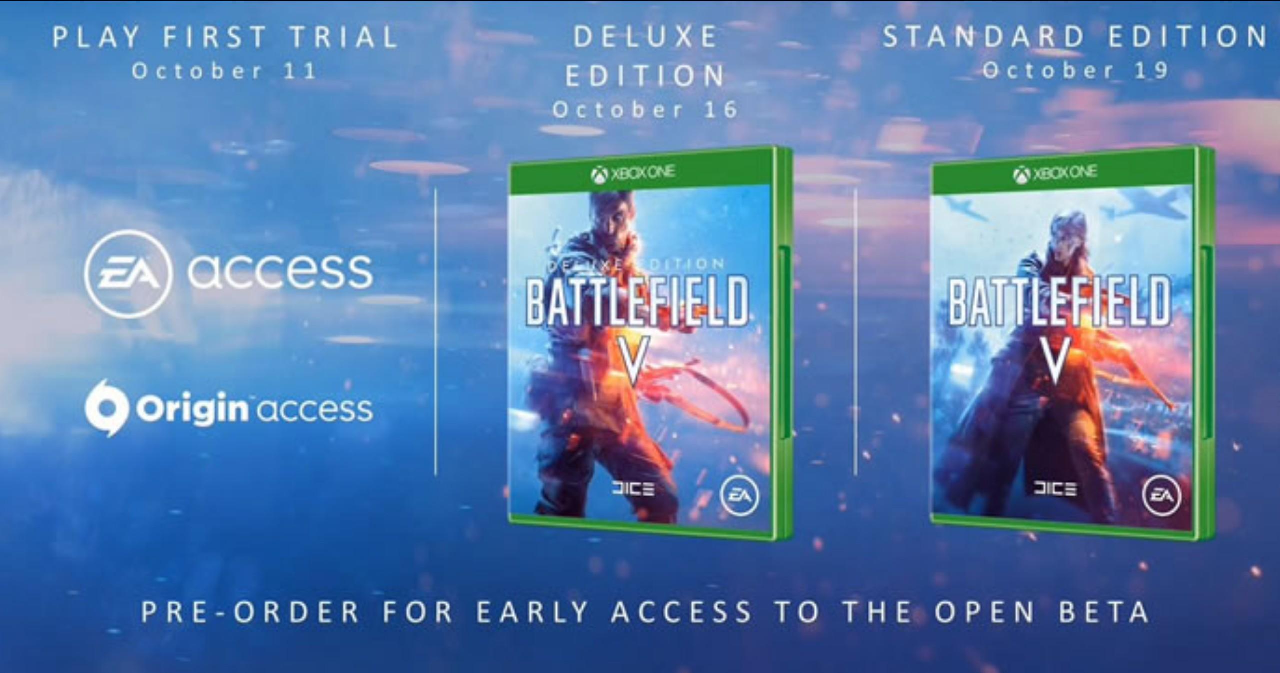 BF Ⅴ】結局…EA アクセスぽいのはPS4には来ないのか? - 海外PS4ソフト紹介