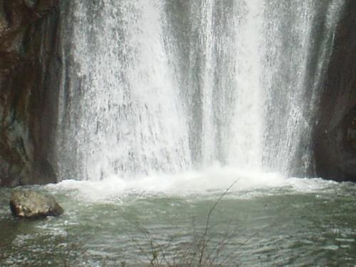 龍門の滝③