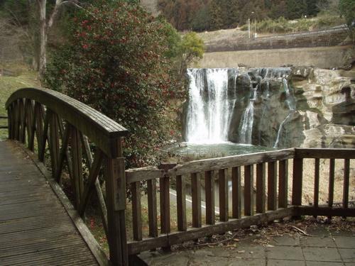 龍門の滝①2007.3.17