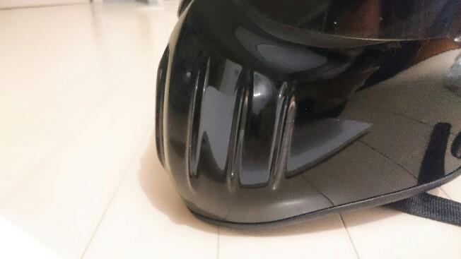 レビューTT&COマッドマッスクヘルメットSG規格でもかっこいい
