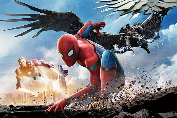 Marvel Studios 2017 spiderman homecoming