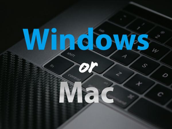 Windowsでグラフィックデザインすると腹立つ12の事『mac派です』