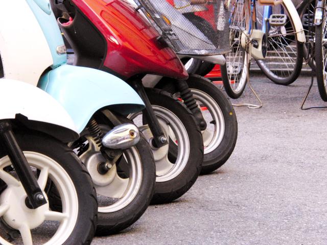 原付バイクのエンジンがかからない原因10のチェック項目「冬放置」
