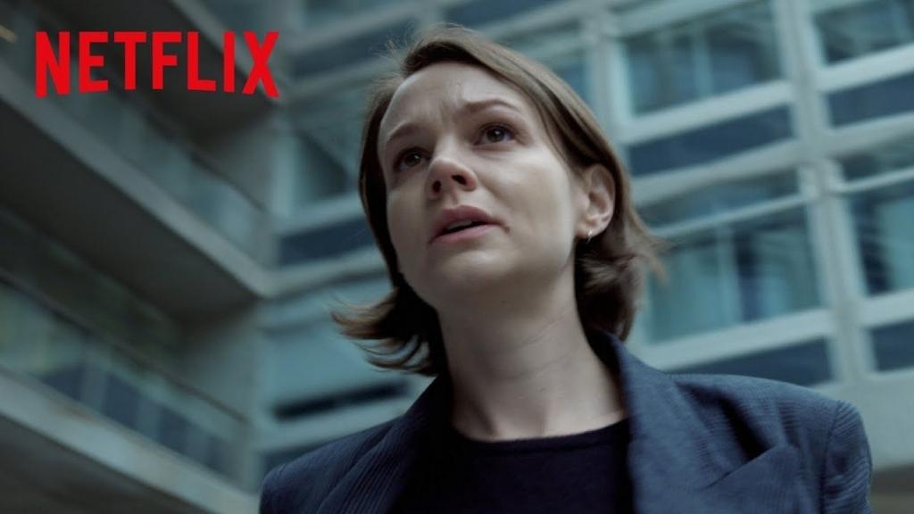 【感想】コラテラル 真実の行方『童顔キャリーマリガンの硬派な刑事ドラマ』