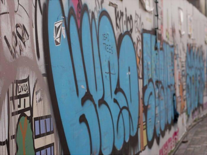 知っておくべきストリートの落書きについての一般常識|グラフィティ