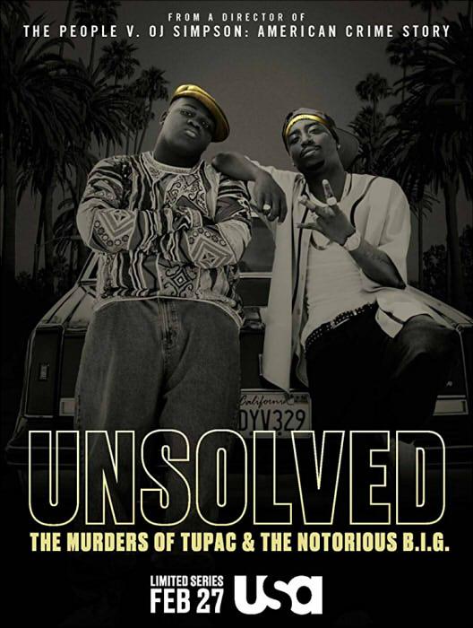 感想『Unsolved: 未解決ファイルを開いて』ビギー、2パック暗殺の真相