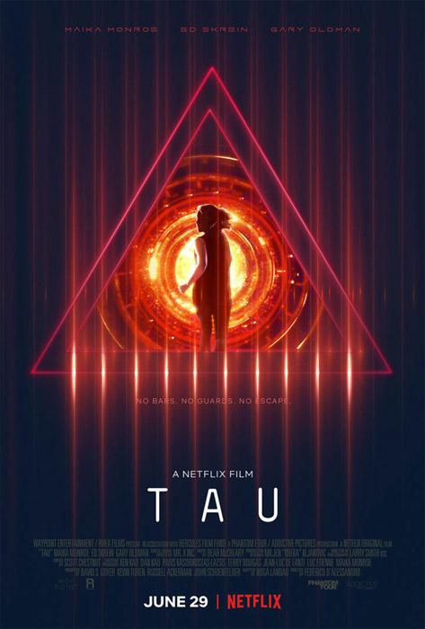 感想【TAU/タウ】Netflix映画「予告編と全然違って騙された映画」