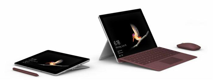 SurfacePro2から新型SurfaceGoへ乗り換えしようとして辞めた|比較