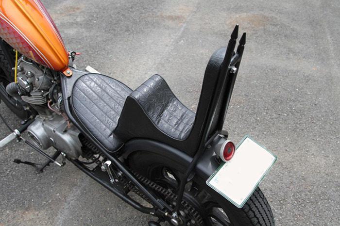 アメリカンバイク【シート】の種類一覧まとめ|カスタム初心者必見