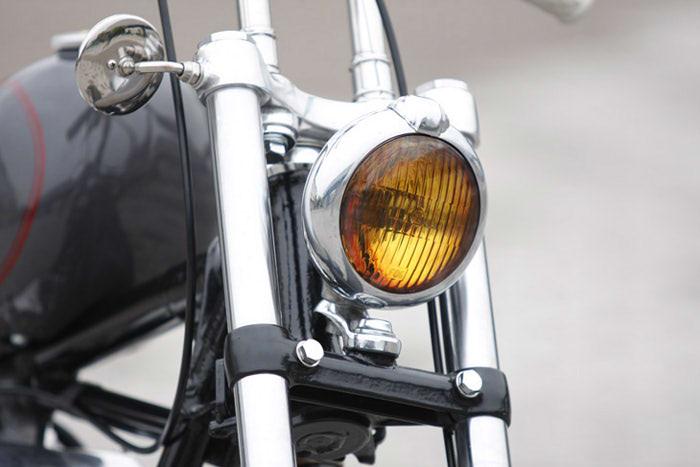 【アメリカンバイク】ヘッドライト全12種類まとめ|チョッパーカスタム