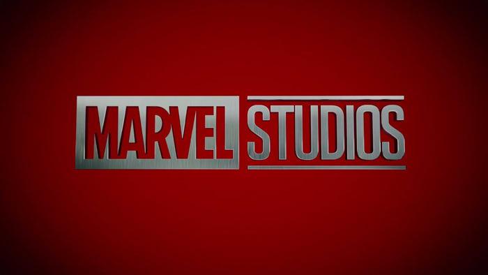 マーベルスタジオのロゴ