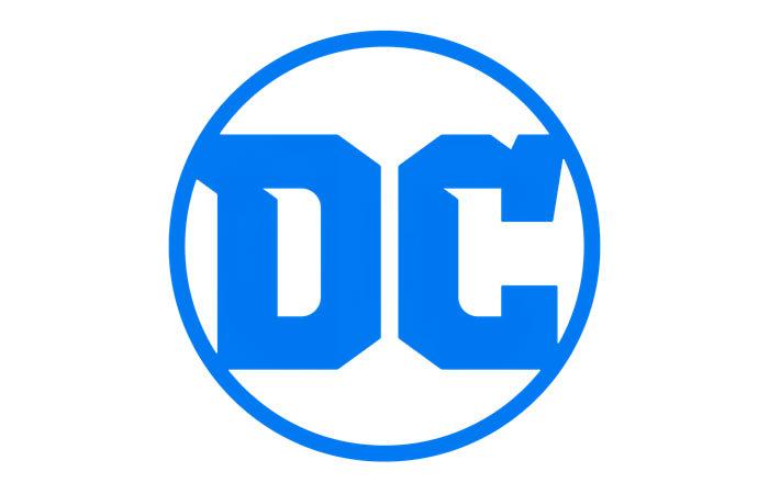 DCコミックのロゴ