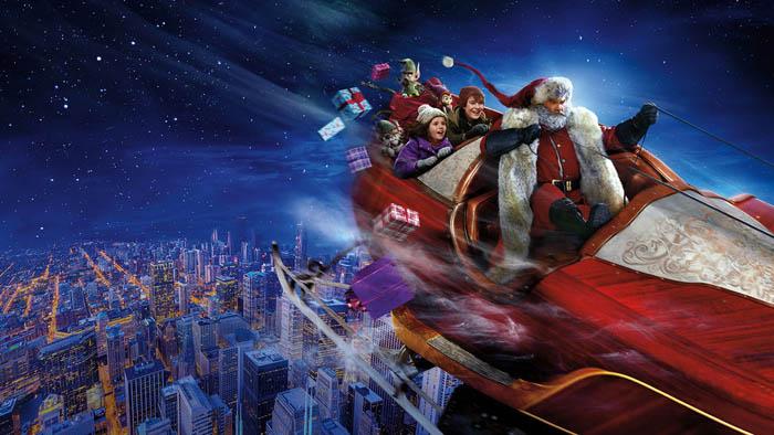 感想【クリスマスクロニクル】カートラッセルが町を暴走する映画|Netflix