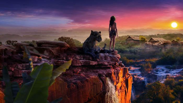 感想【モーグリ: ジャングルの伝説】声優陣がムダに豪華なNetflix映画