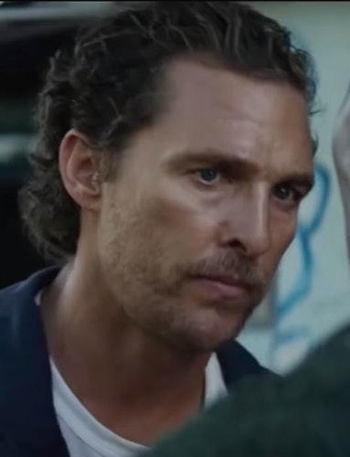 『セレニティー:平穏の海』マシュー・マコノヒー演じるベイカー・ディル