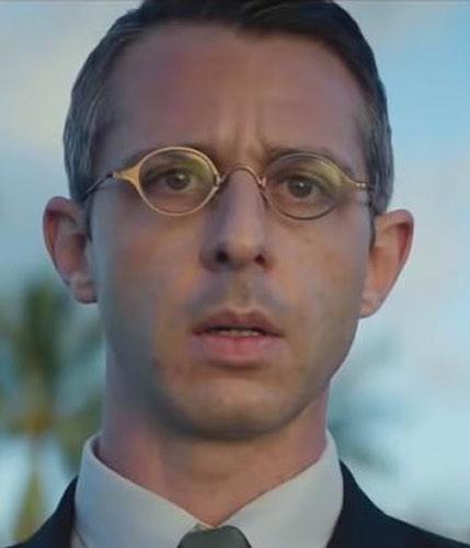 『セレニティー:平穏の海』ジェレミー・ストロング演じるレイド・ミラー