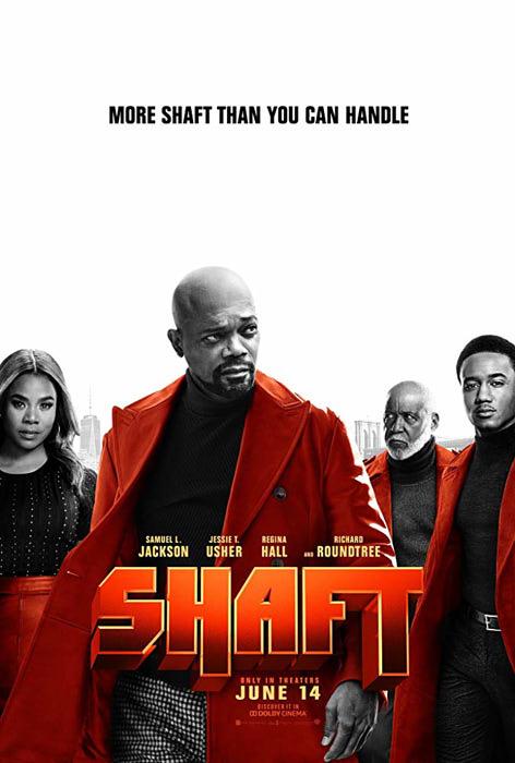 2019年版『シャフト』のポスター