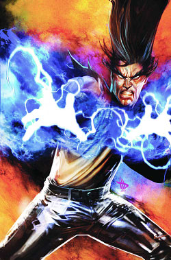 X-MEN原作コミックのレギオン