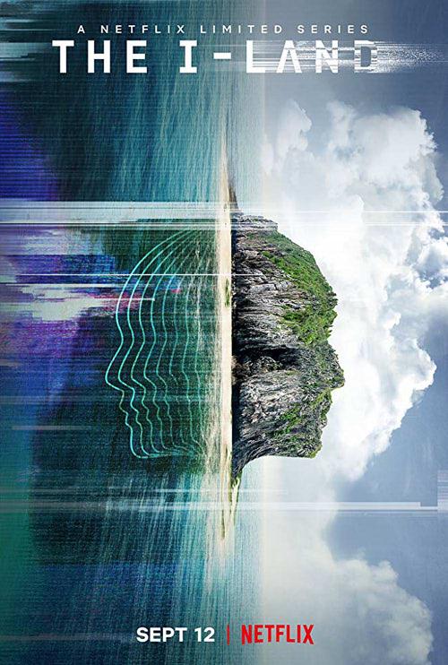 『I-Land 戦慄の島』のポスター