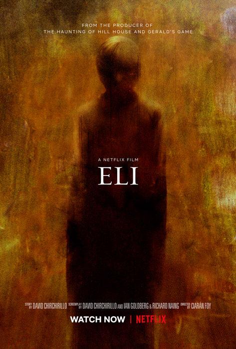 『ELI/イーライ』のポスター