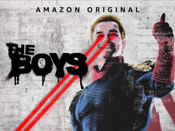 『ザ・ボーイズ』のポスター