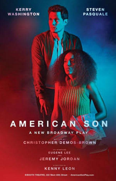 Netflixオリジナル映画『アメリカの息子』のポスター