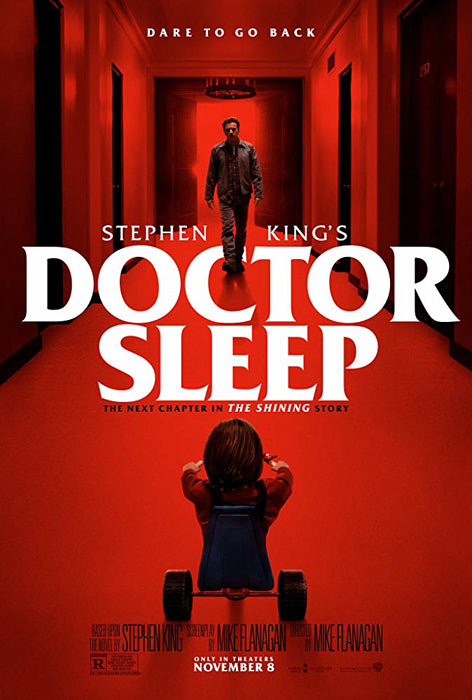 映画『ドクター・スリープ』のポスター