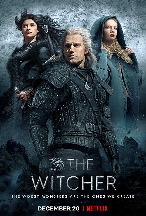 ドラマ『ウィッチャー』のポスター