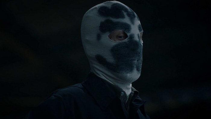 HBO版『ウォッチメン』の一場面